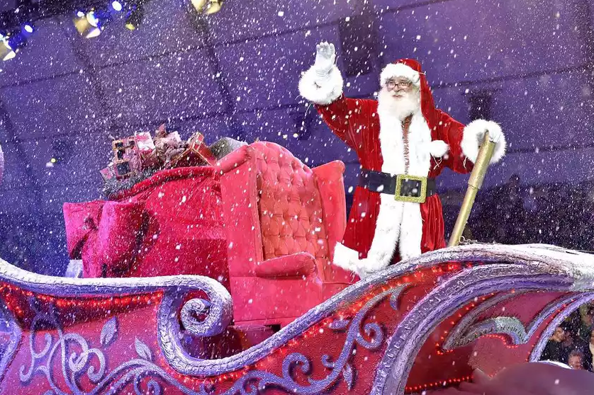 Natal Luz + Ingresso Show de Natal