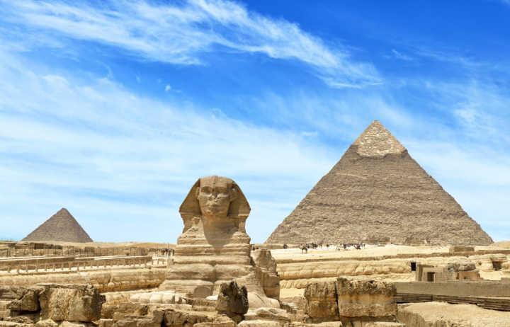 Caravana Londres, Egito e Israel