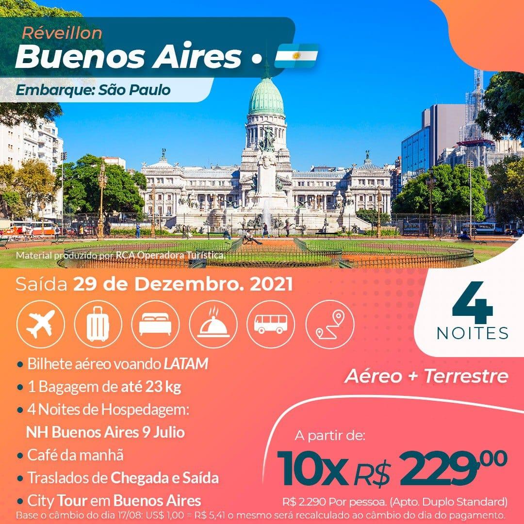 BUENOS AIRES - RÉVEILLON