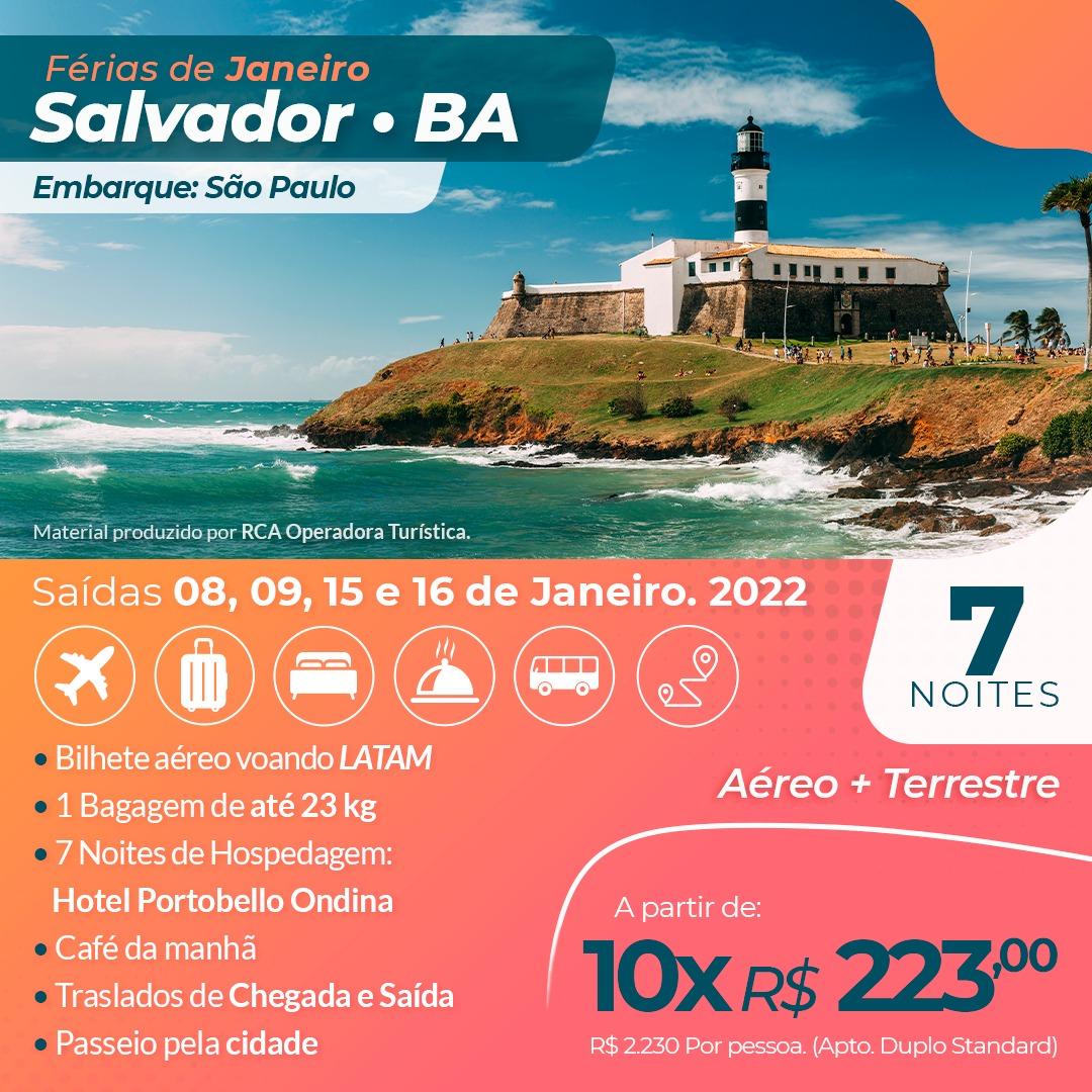 TERRA DE TODOS OS SANTOS - JANEIRO 22